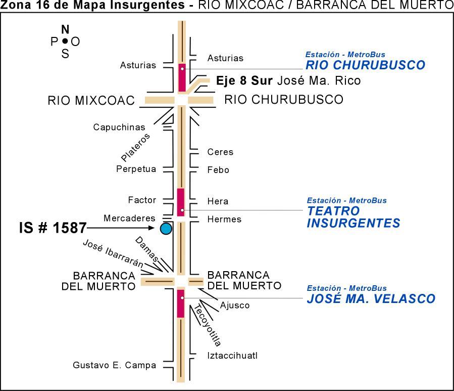 1587 mapa