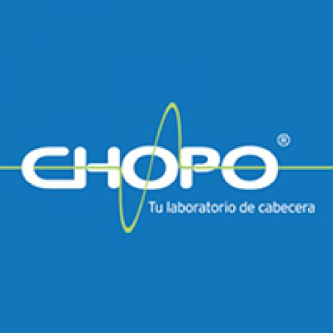 Laboratorios –  CHOPO – Plaza Inn